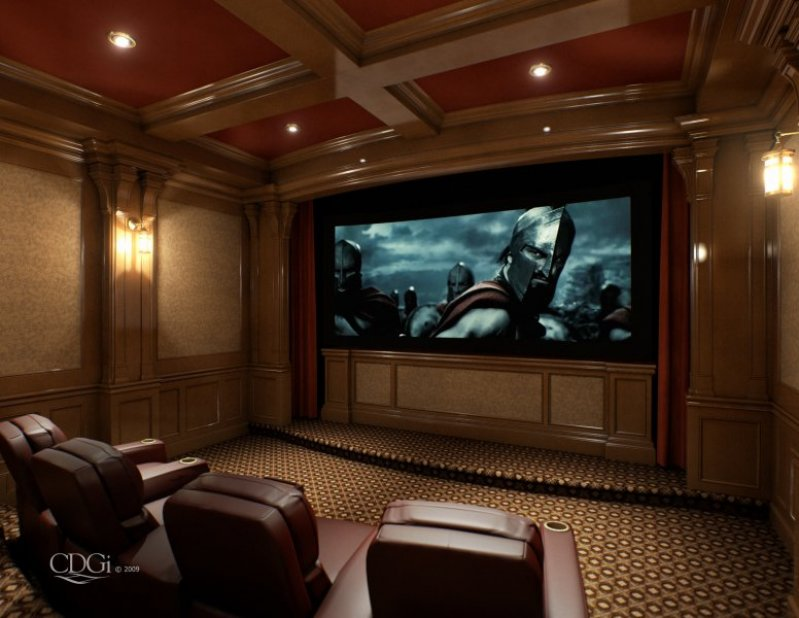 Custom Theater Design Joy Studio Design Gallery Best Design