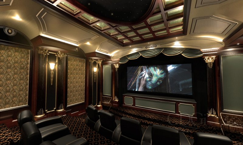 Getting started cinema design group for Home theater design concepts