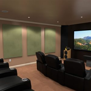 Indie Series Theaters - Tribecca Plus Configurator
