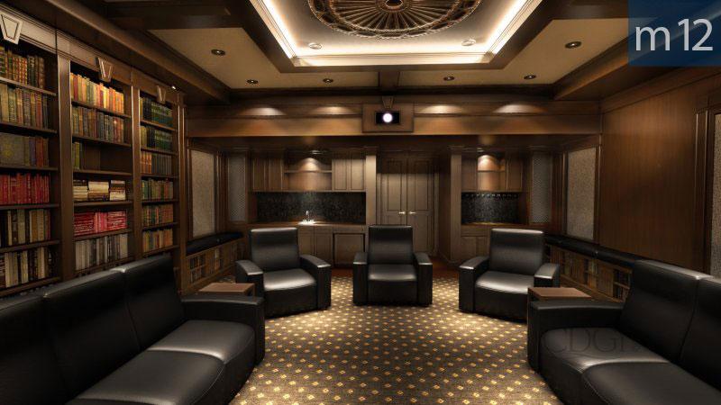 home media room design. Media Rooms  Cinema Design Group