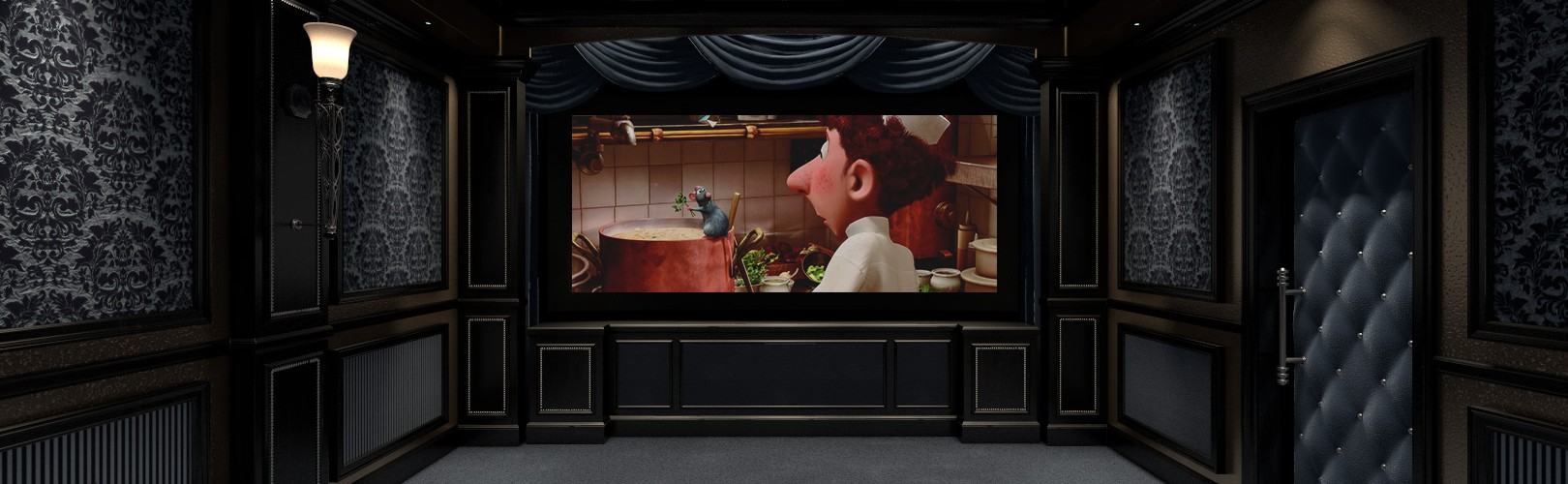 home theatre design. Questions  Cinema Design Home Group