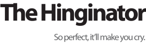 The Hinginator - logo