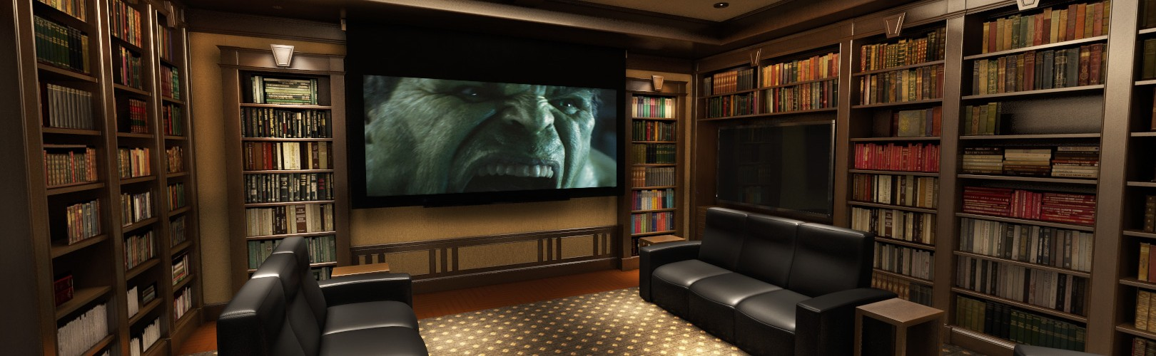 Home Theater Design Group Fascinating