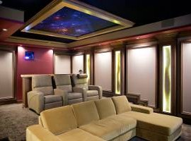 florida integrator converts bank vault into home theater showroom - Home Theater Design Group