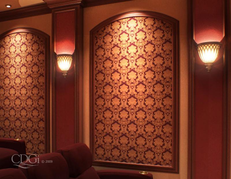 Acoustic Panels Cinema Design Group