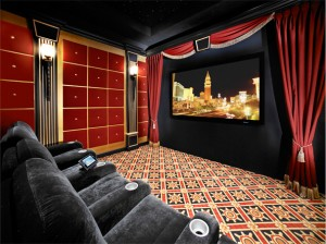 Theater Packages - Custom home theater design and seating