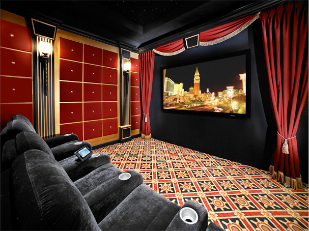 Theater Packages Cinema Design Group
