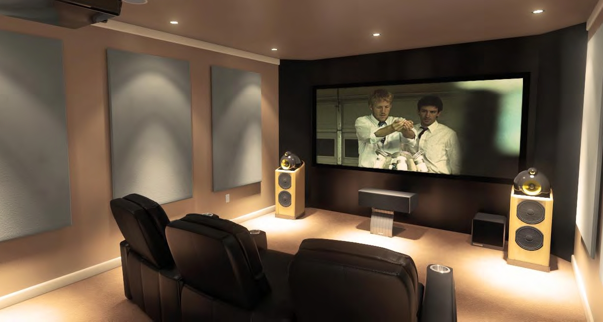 03 Theater rooms design ideas
