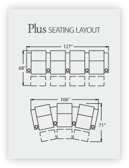 inexpensive home theater seating